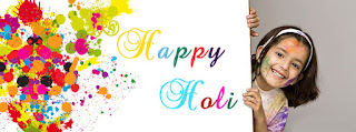 Happy Holi 2017 Facebook Covers And Google Plus Covers.