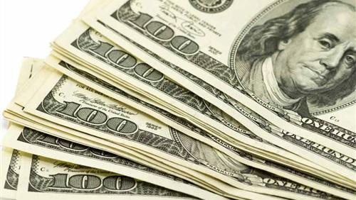 ارتفاع الدولار ببنك قناة السويس