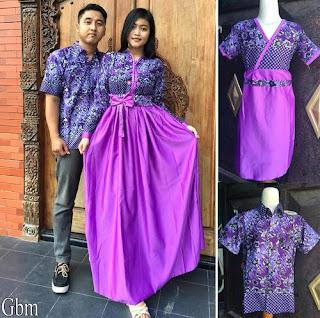 Model Baju Batik Couple Untuk Anak Muda