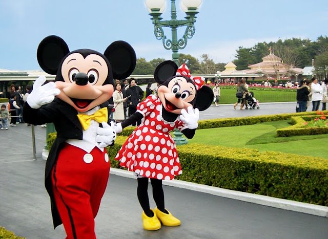 Mickey's Royal Friendship Faire na Disney?
