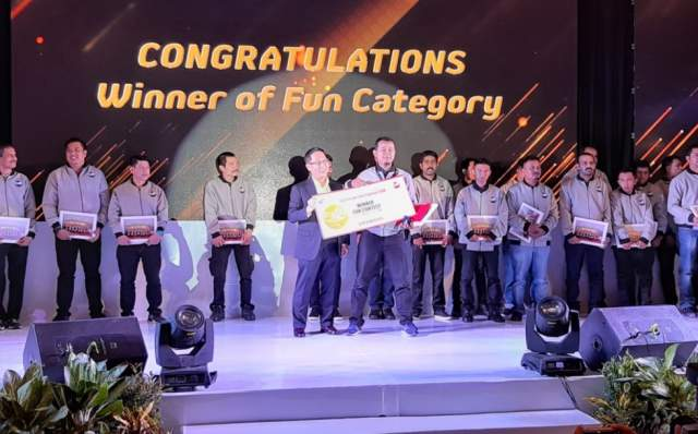 AHASS Juara 1 Fun Category 2018