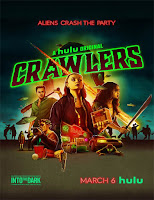 pelicula Into the Dark: Crawlers
