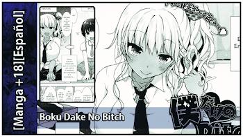 Boku Dake No Bitch [Manga +18][Español]