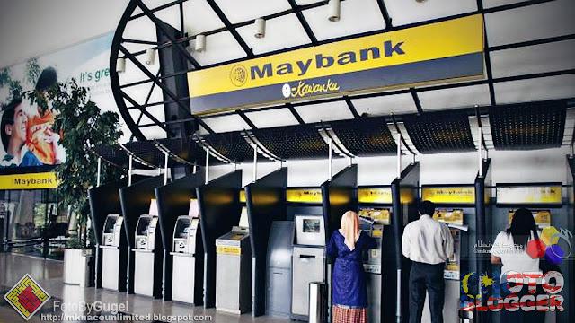 Gangguan perkhidmatan Maybank Sabtu & Ahad ini