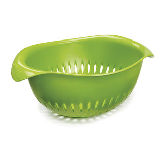preserve recycled and made in america colander