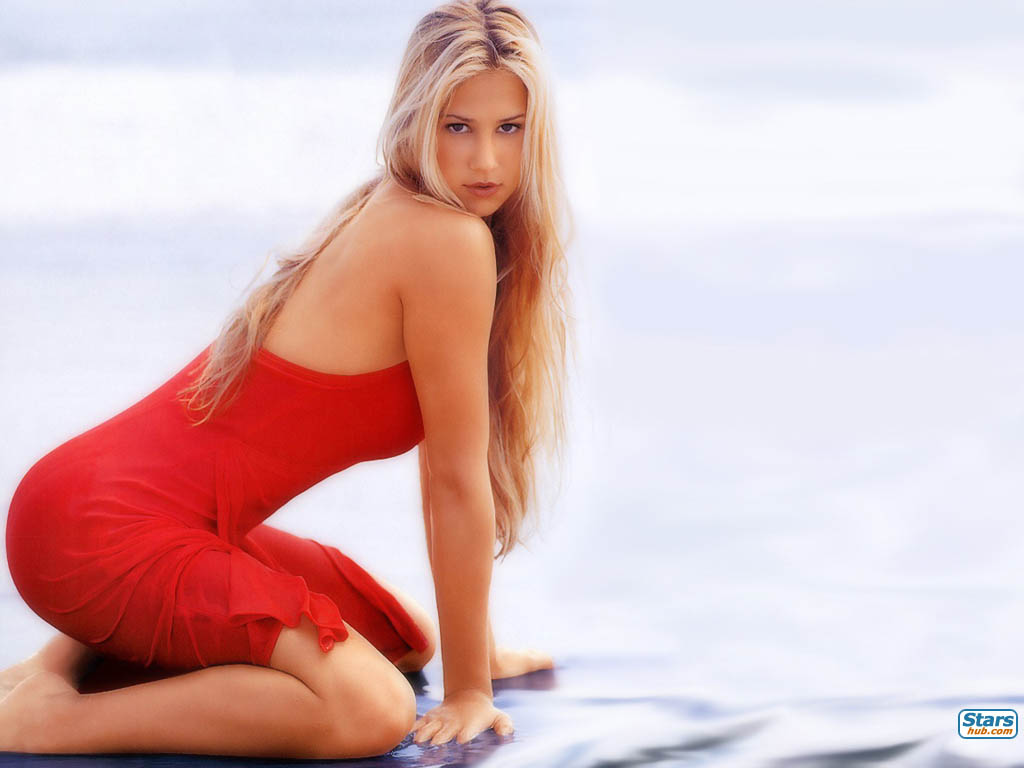 Anna Kournikova Bikini HD Wallpapers – For Your Mobile, Desktop, Free Download Photo Gallery ...