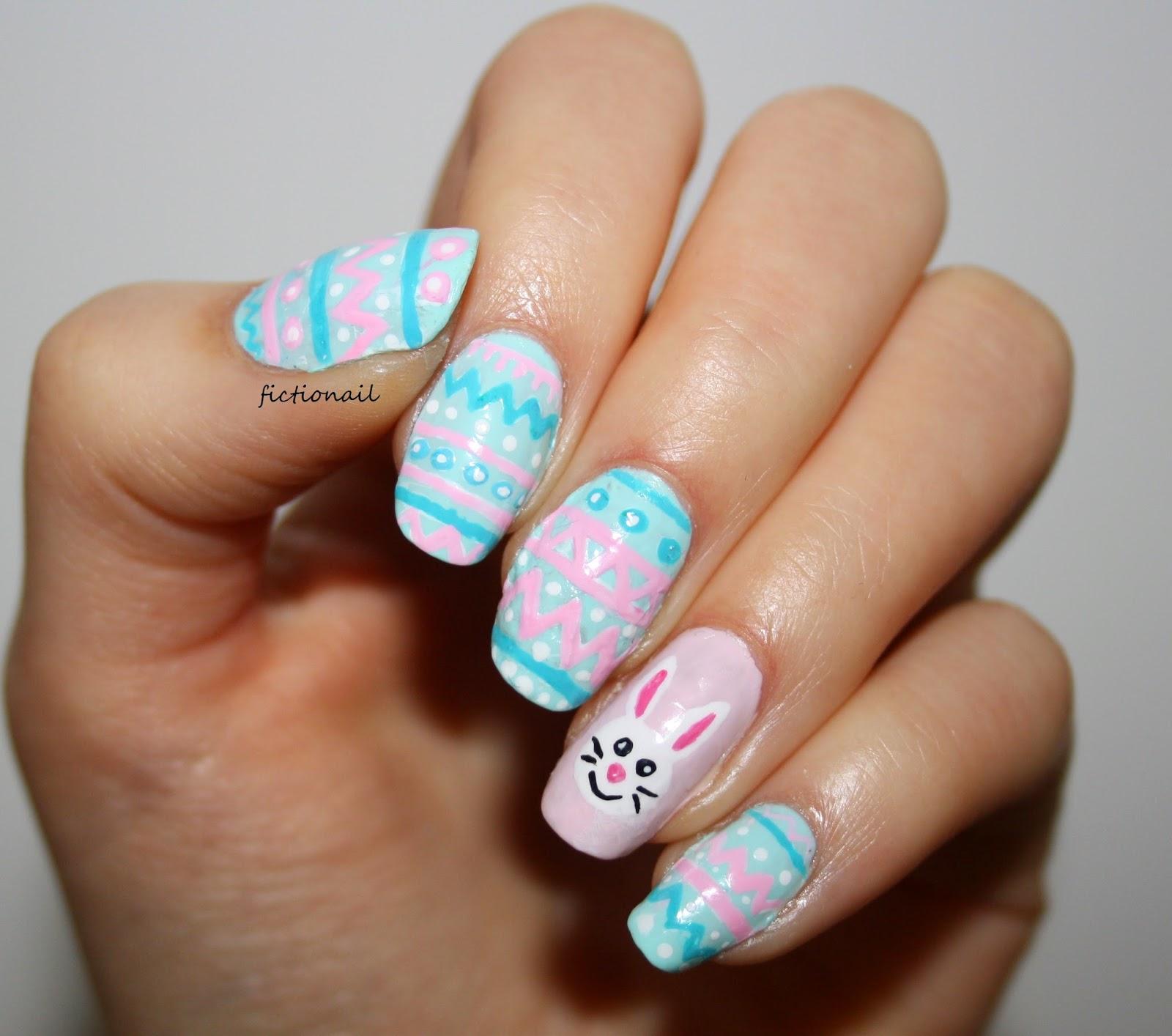 Easter Nail Design: Easter Nails