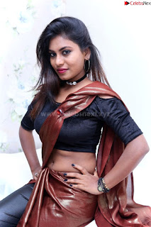 Priya Augustin in saree amazing cute beauty hq .xyz Exclusive Pics 008