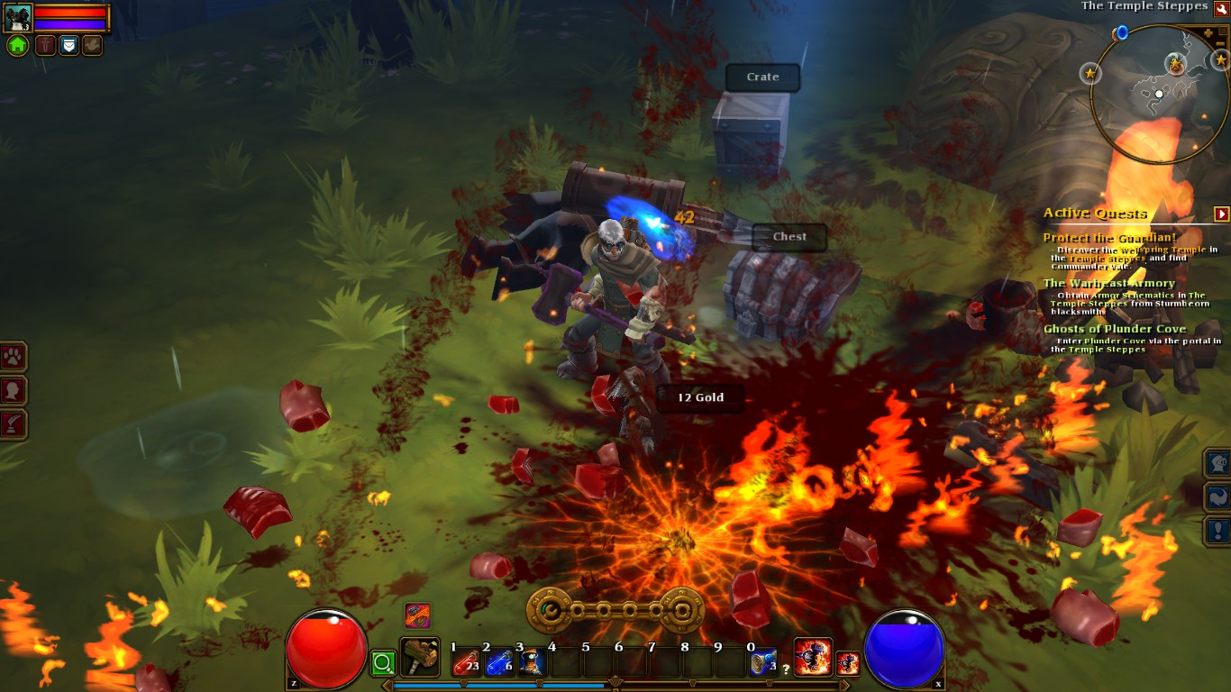 game way pc torchlight ii one2up by way. Black Bedroom Furniture Sets. Home Design Ideas