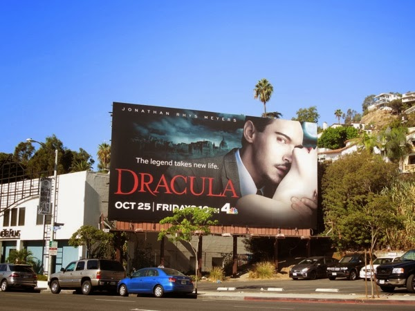 Dracula season 1 billboard