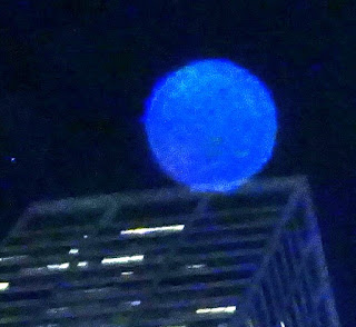 orb on building