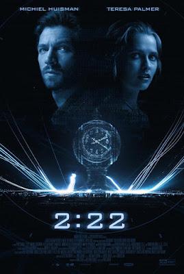 2:22 2017 DVD R4 NTSC Latino