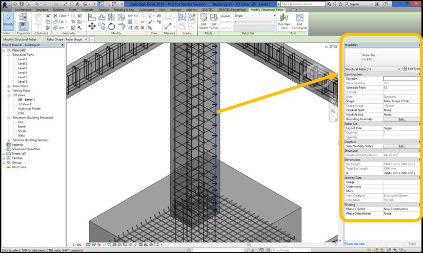 Revit Add Ons Reinforced Concrete Bim Designers For Revit