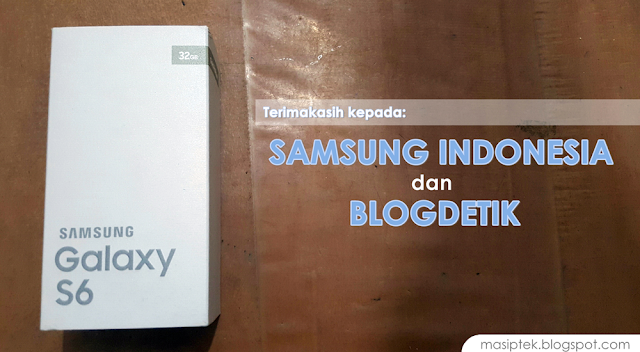 Terima kasih Samsung