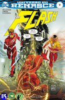 DC Renascimento: Flash #9