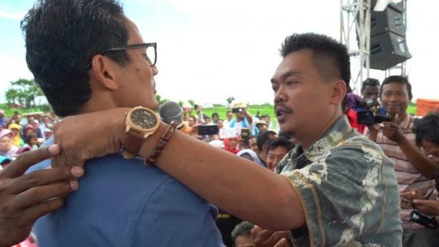 Subkhan Minta Polisi Usut Tuntas Surat Palsu Dia Bersandiwara