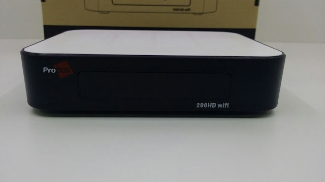 PROBOX 200 HD NOVA ATUALIZAÇÃO V1.0.61 - 14/05/2018