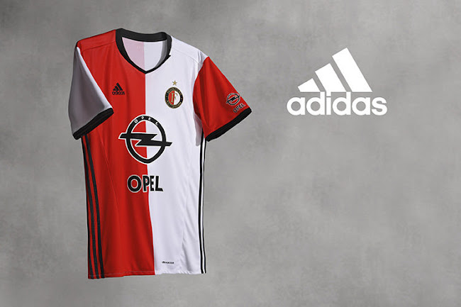 Soccer777 Soccer777 Feyenoord 16 17 Home And Away Kit