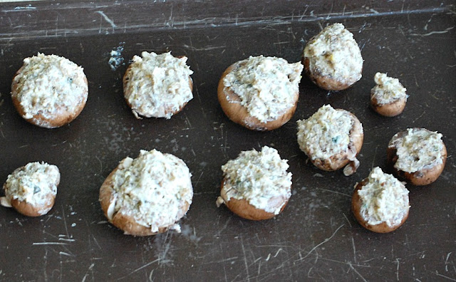 bake-pan-mushrooms-cream-cheese-onion-athomewithjemma