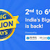 Flipkart Big Billion Days Sale 2nd-6th October 2016 | Diwali Sale