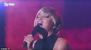 Taraji P. Henson Singing