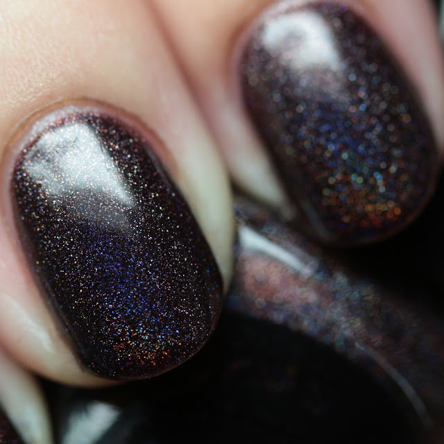 Octopus Party Nail Lacquer Prey for Me