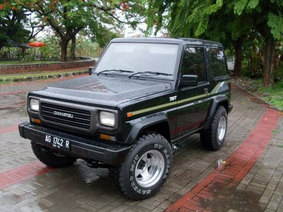 Taft Gt 4x4 Tahun 1995 Dan Kelebihan Mobil Jeep Mobilku