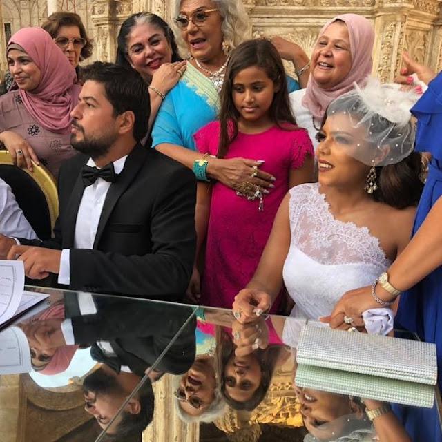 ناهد السباعي تظهر لأول مرة فى فعاليات مهرجان الجونة.. بعد أزمة زفافها الملغي وطلاقها بعده بأيام
