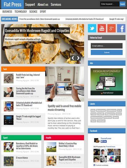 Cara Membuat Situs Berita Berbasis Blogger Blogging Romeltea Media