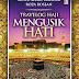 Membaca buku Travelog Haji Mengusik Hati  buat pengalaman orang jadi pengalaman sendiri