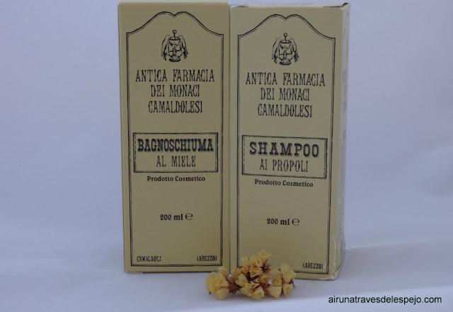 antigua farmacia monasterio camaldoli productos