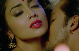 Shriya  Saran Hot Movie Still Picture 2018