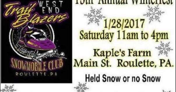 Roulette snowmobile club