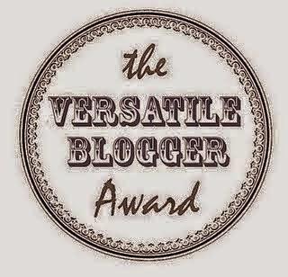 Premio VERSATILE BLOGGER AWARD 2014