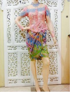 Model Baju Kebaya Remaja