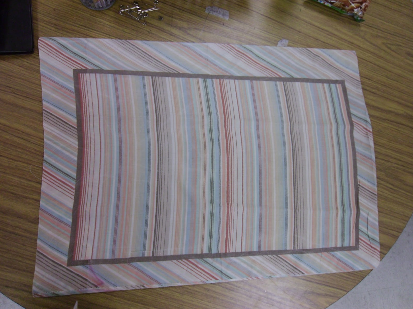 no sew chair pockets motorhome captain seat covers the pinterest diaries pillowcase