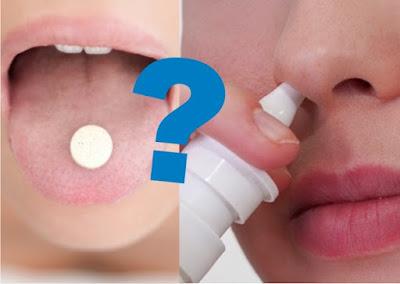 Penting Cara Menggunakan Obat Tetes Hidung Yang Baik Dan Benar