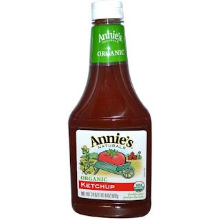 لمحبي الكاتشب .. Annie's Naturals, Organic, Ketchup, 24 oz (680 g)
