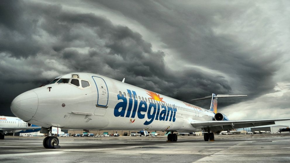 Kathryn S Report Why Did Allegiant Air S Second In