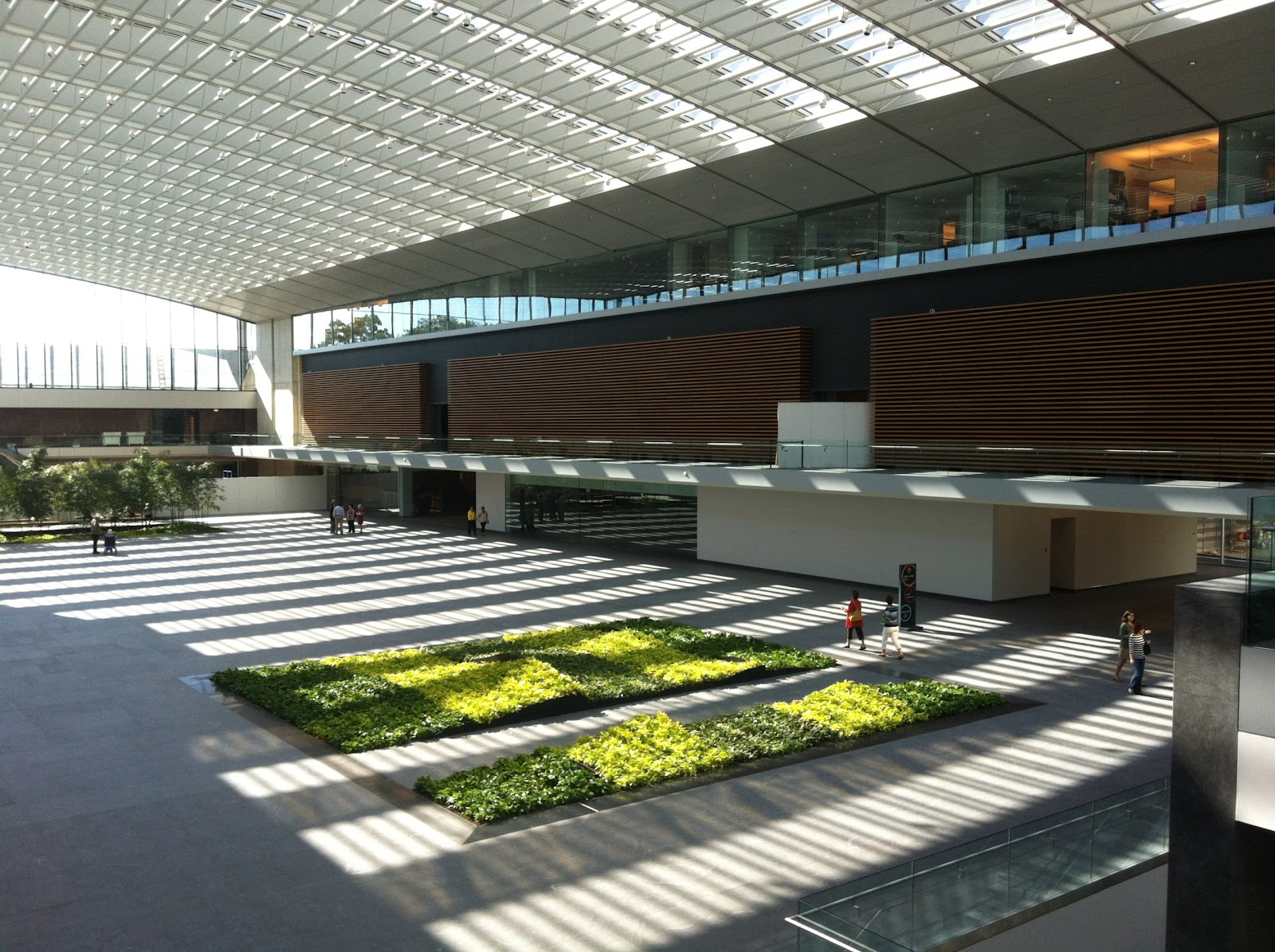 Cleveland Museum Of Art: Rafael Viñoly's New Atrium At The Cleveland Museum Of Art