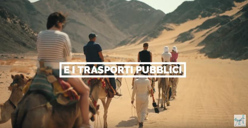 Canzone Questo è l'Egitto pubblicità questo è un risveglio inaspettato - Musica spot Novembre 2016