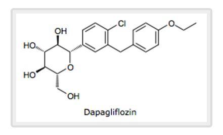 Novos medicamento para diabetes dapagliflozina