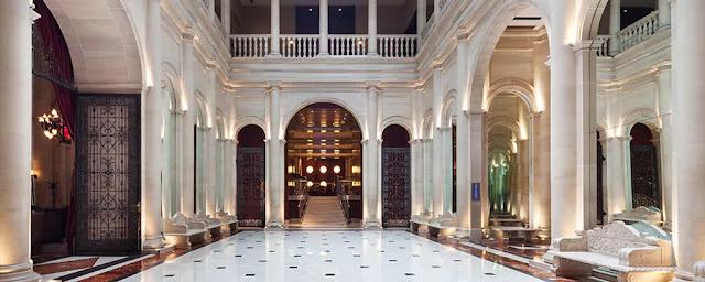 Hotel LeParket Meridien NewYork