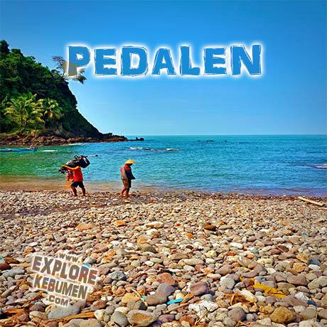 Pantai Pedalen