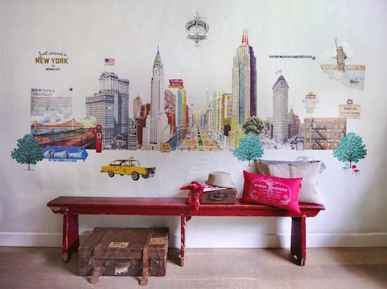 Bb The Countrybaby Blog Murales Juveniles Para Decorar Con Pasion
