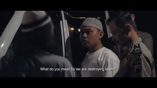 Film Tendensius, Kokam Jateng: Polri Ciptakan Kegaduhan Publik