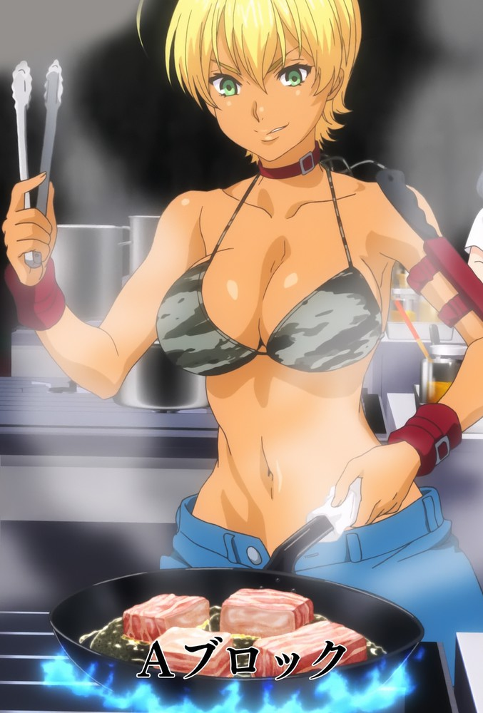 Food Wars Sex Manga