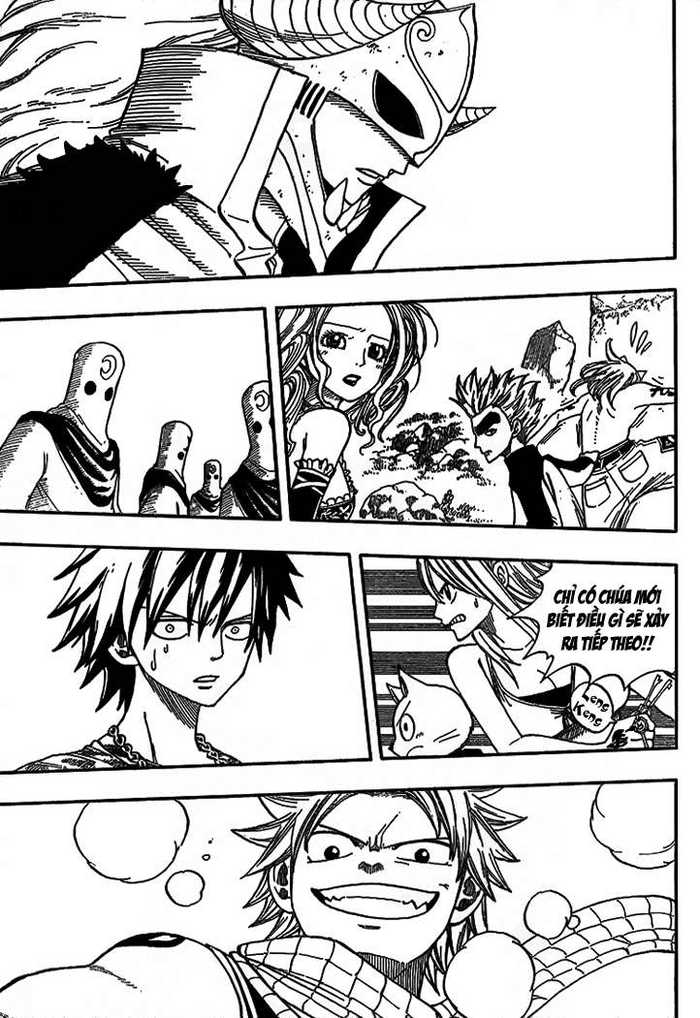Fairy Tail Chap 29