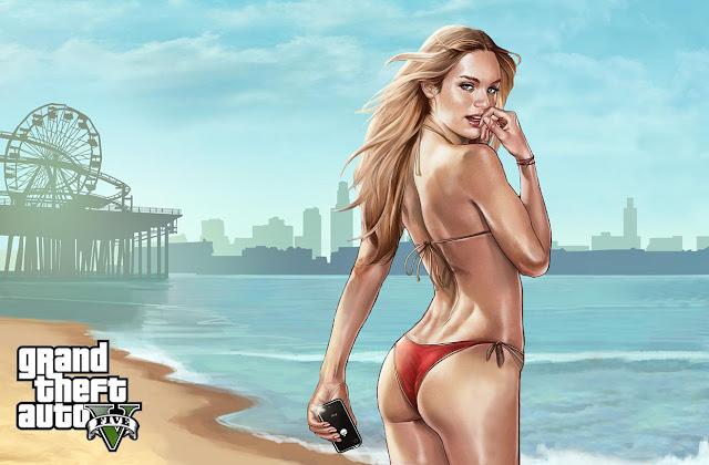 Kode GTA 5 PS3 dan PS4 Lengkap Terbaru