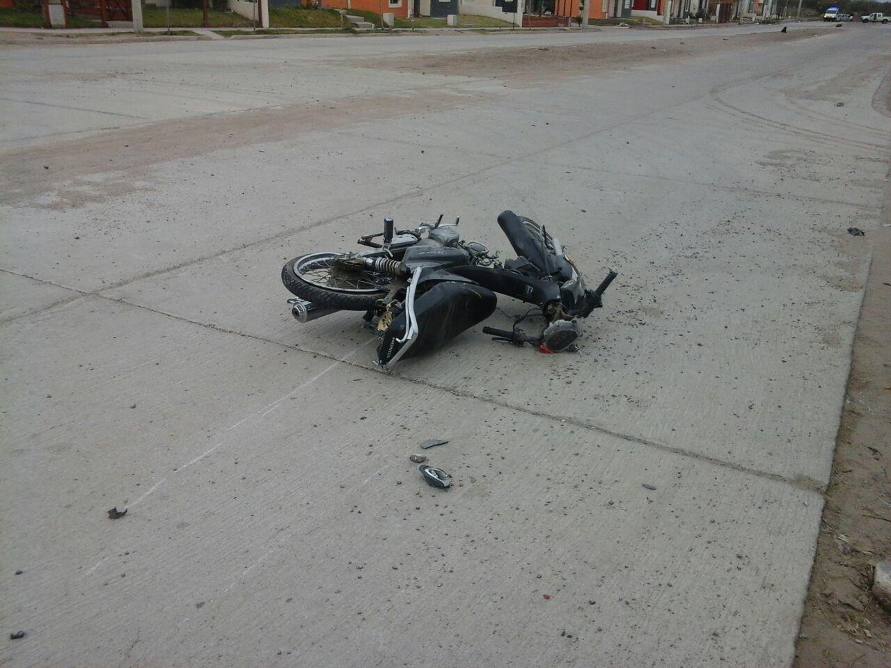 Una mujer policía murió luego de ser  atropellada